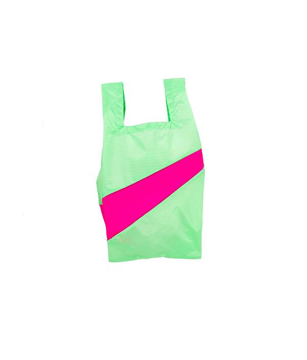 Shopping Bag S /Error & Pretty Pink /SUSAN BIJL