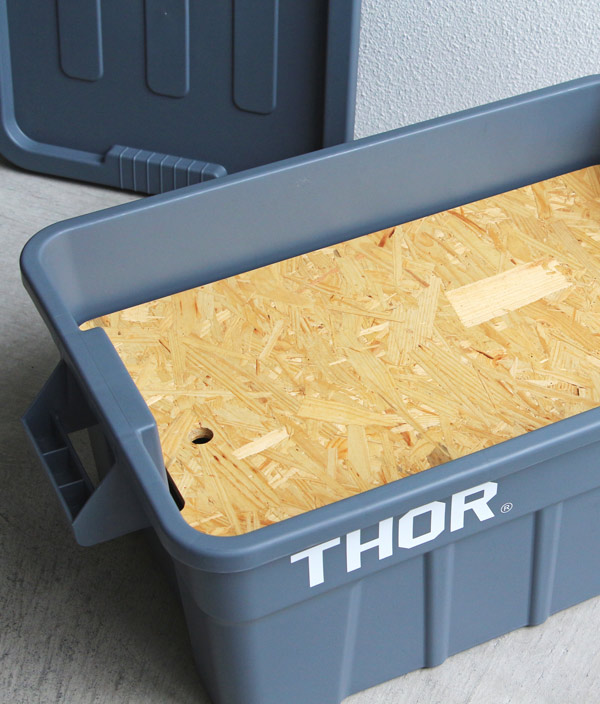 Top Board For THOR Large Totes <53L / 75L>