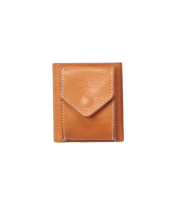 Trifold Wallet <Natural> / Hender Scheme(エンダースキーマ)