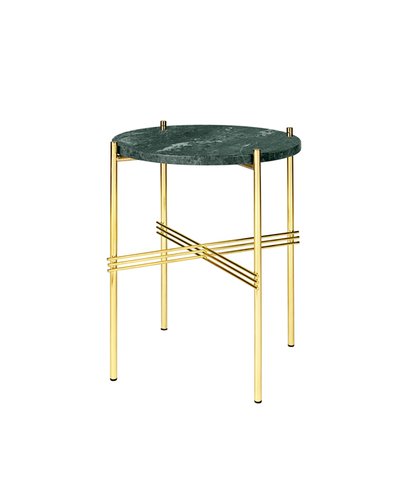 TS TABLE BRASS / S / グリーン