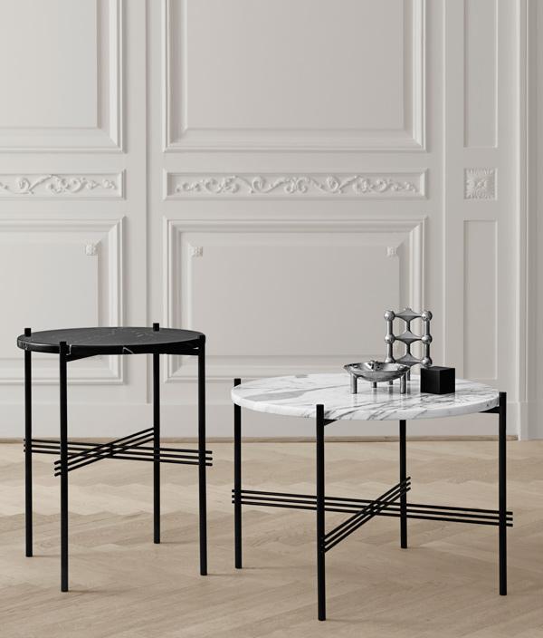 TS TABLE/M/ブラウン