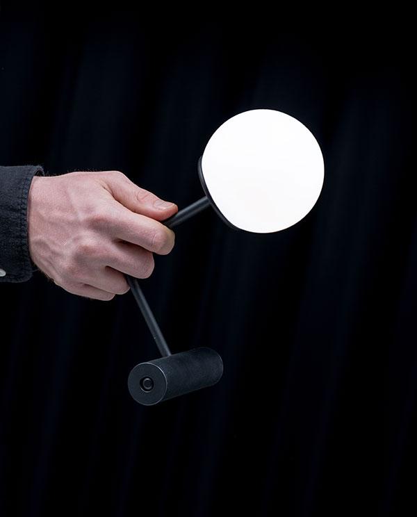Phare lamp for Menu