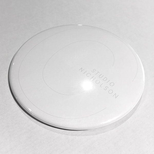 CIBONE × STUDIO NICHOLSONオリジナル缶バッジ