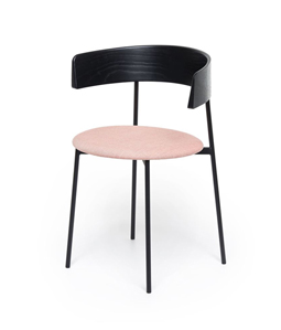 FRIDAY DINING CHAIR / With Arm