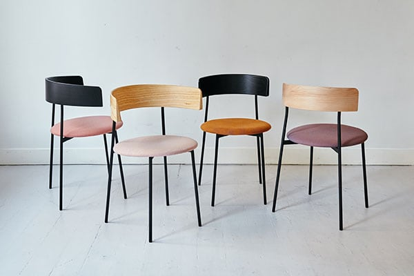 FEST Amsterdam FRIDAY CHAIR / FRIDAY DINING CHAIR