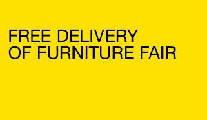【Online Store】家具配送料無料フェア
