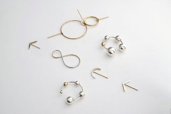 New Jewelry for CIBONE - adachiyukari.