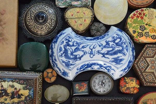MiOA Vintage BOX Collection