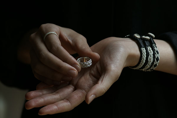 New Jewelry for CIBONE - YOHEI NOGUCHI