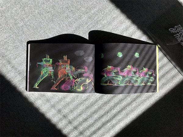 Spectrum of the Move / Taku Obata Drawings