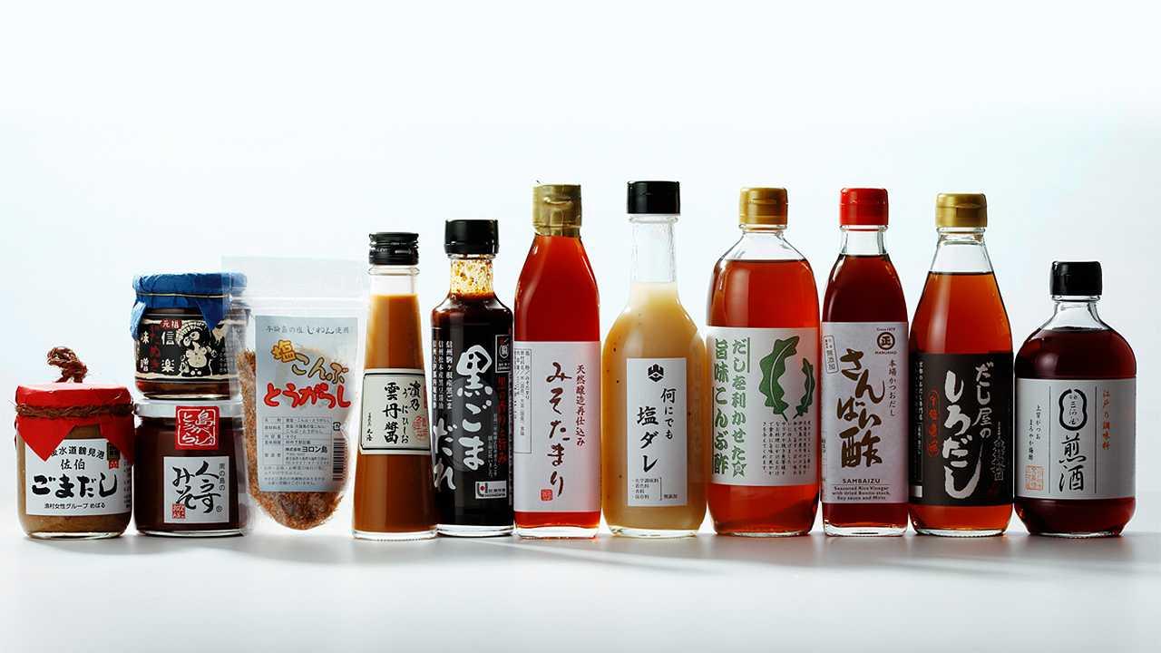 夏の万能調味料 12選