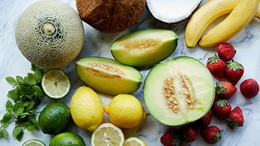 ENJOY SUMMER FRUITS