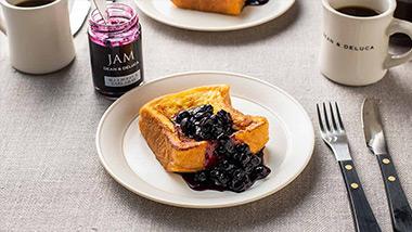 一日のはじまりは美味しい朝食から