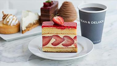 お好きなケーキとコーヒーをご一緒に