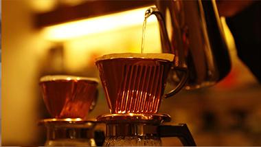 小川珈琲に学ぶ「季節のコーヒーをハンドドリップで楽しもう」