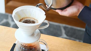 丸山珈琲に学ぶ、「ドリップコーヒーの淹れ方、楽しみ方」