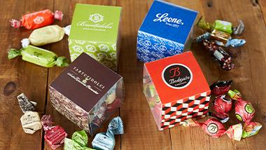 4つのつくり手から届くイタリアンチョコレート