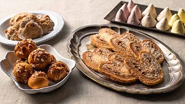 ハレの日に贈りたい フランスの定番焼き菓子