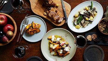 AUTUMN HARVEST 食卓でたのしむ秋の収穫祭