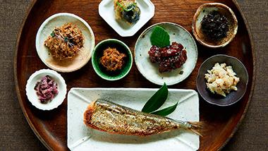 日本の美味しいおかず
