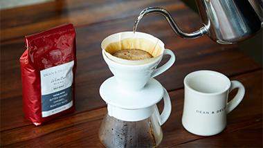バリスタが教える、おうちで味わう本格コーヒー