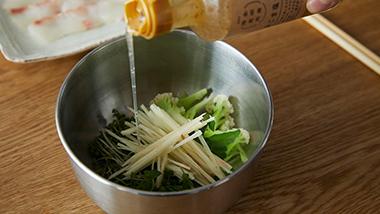 万能調味料でつくる、夏に食べたい一皿レシピ