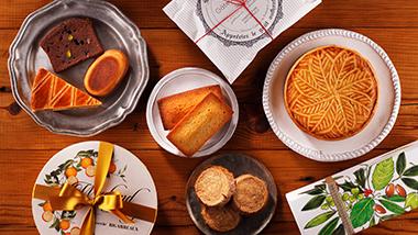 シェフの思い出のフランス菓子