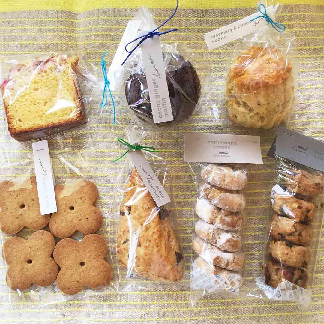 horta 焼き菓子の販売