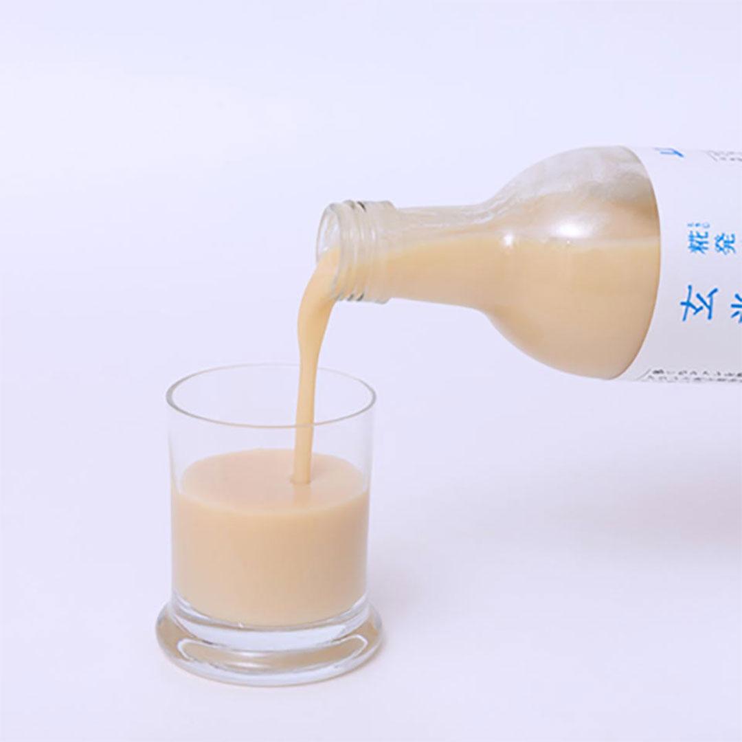 山燕庵 玄米甘酒「玄米がユメヲミタ」の試飲会