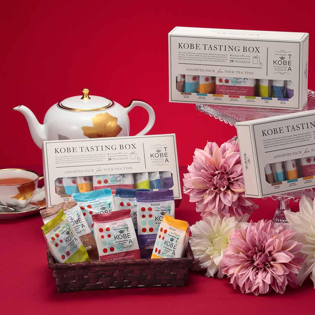 神戸紅茶 紅茶の販売