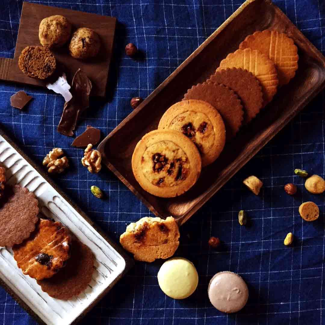 LA PAUSE 焼き菓子の販売