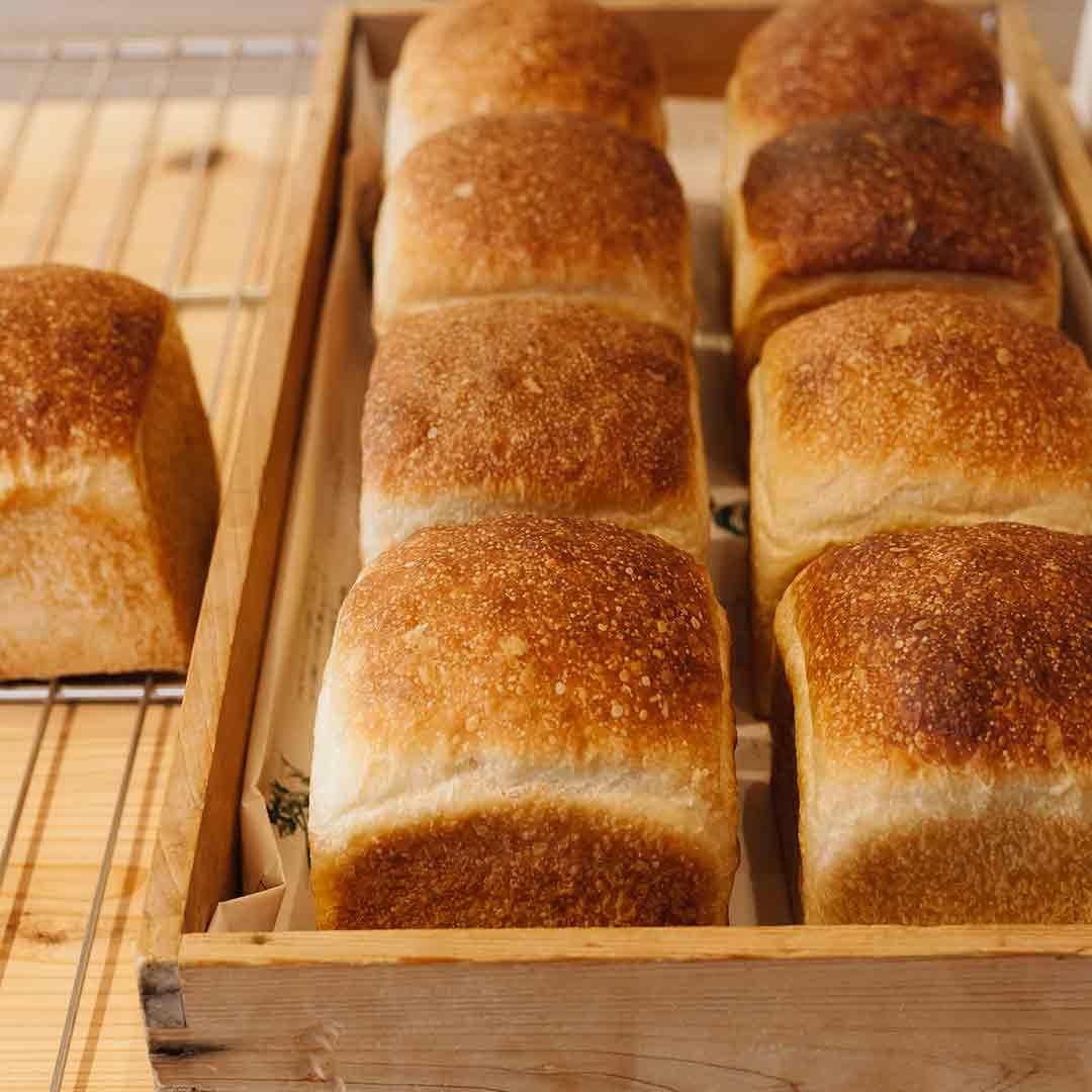 かまパン&ストア 週末パンの販売