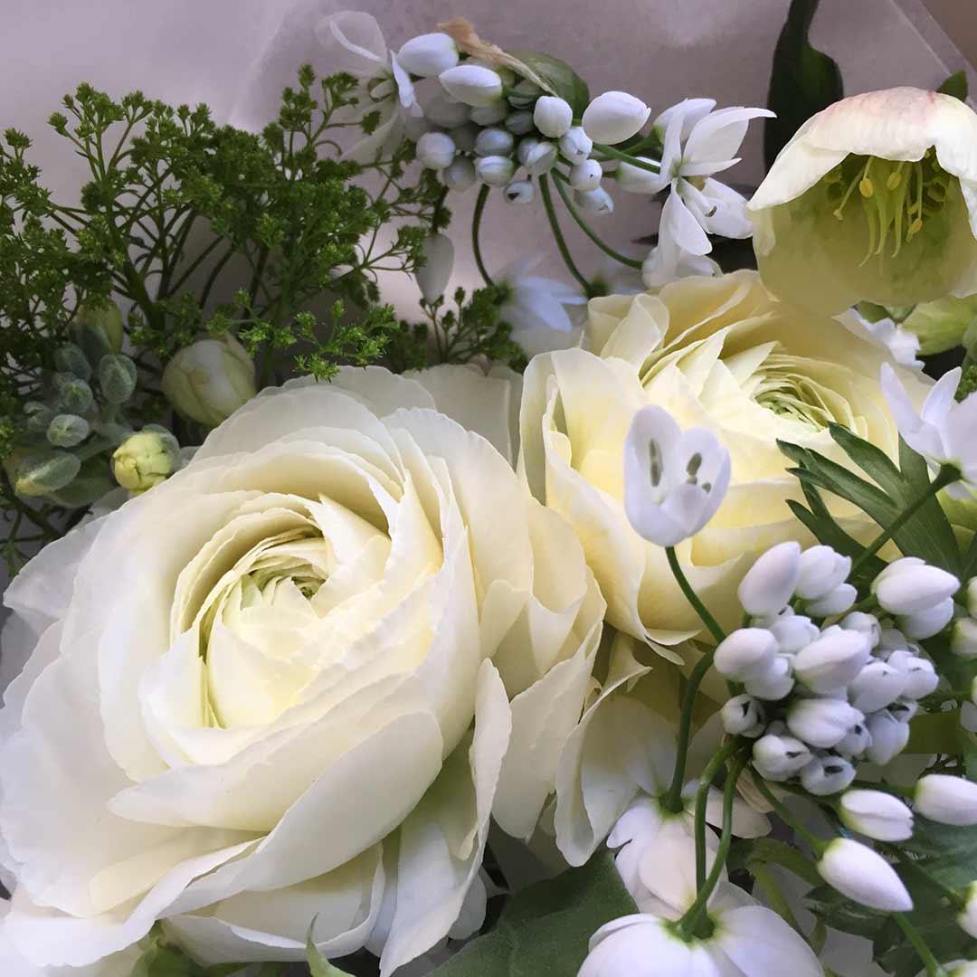 FLOWER griotte 草花を使ったアレンジメントワークショップ