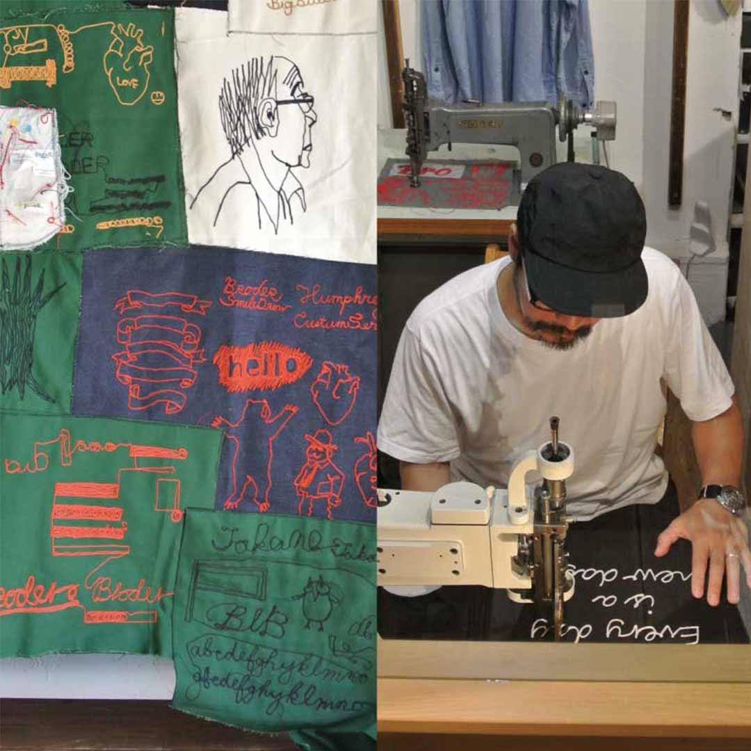 BRODER SMILEDRAW TOKYO 8/30~