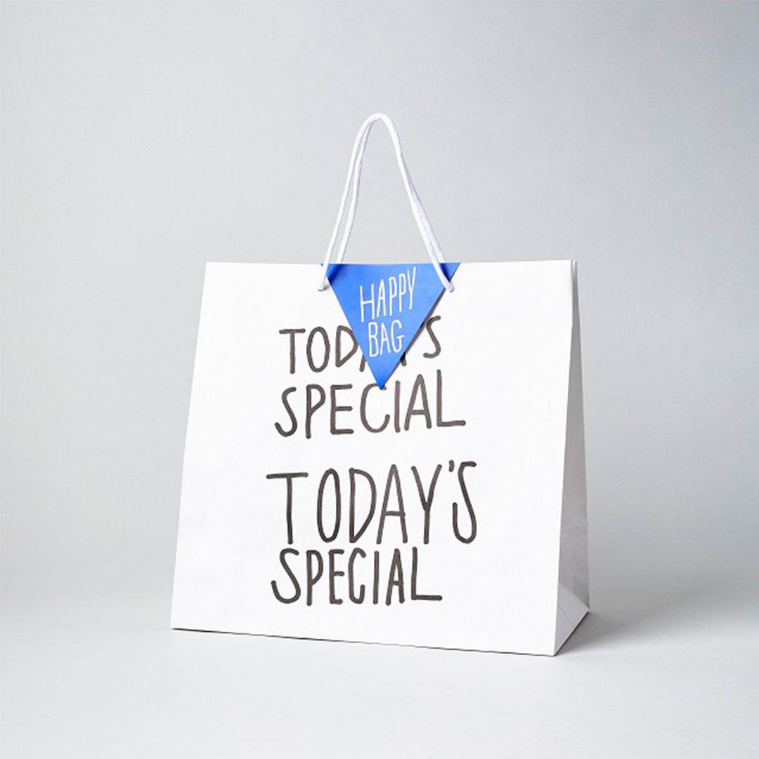 【INFO】2020 HAPPY BAG!! 販売1/2~。ONLINE STOREでは先行予約販売スタート。