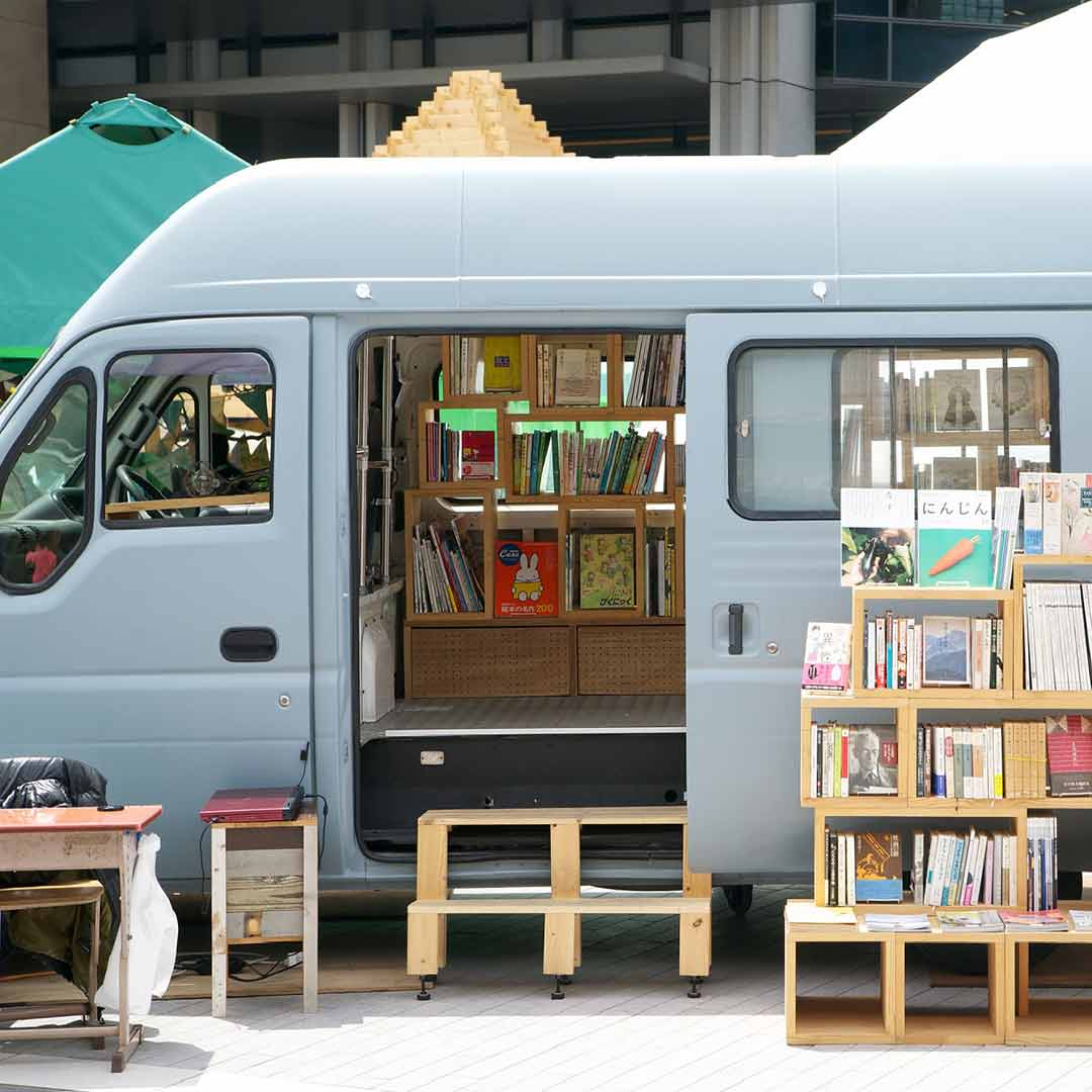 【POP UP】ふゆごもりBOOKS by BOOK TRUCK 1/10~