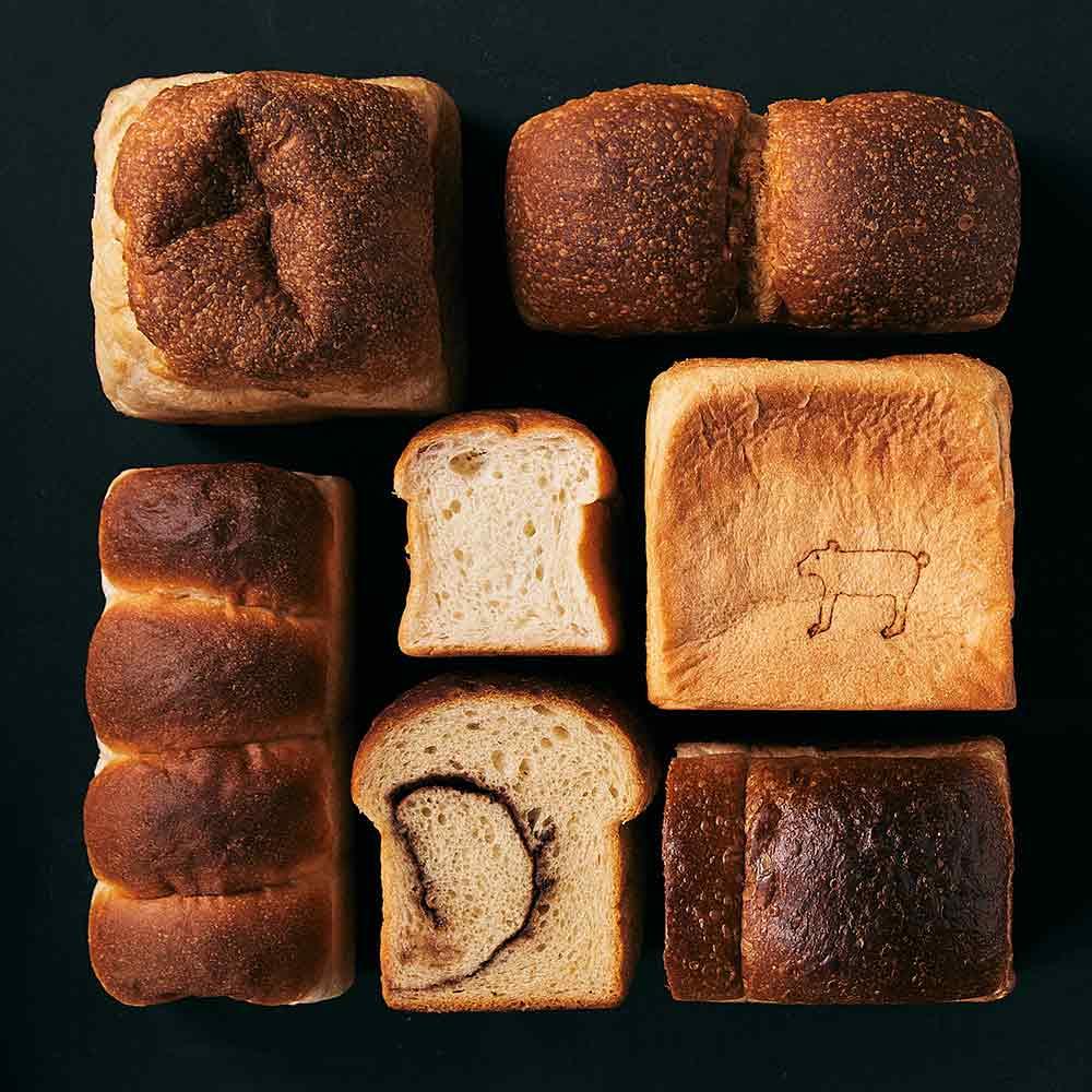 【SHOP】PAN MARKET 各地からおいしいパンが届きます3/13~