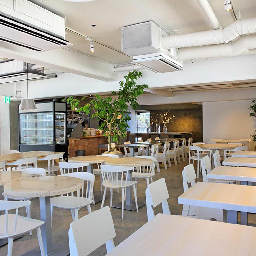【CAFE】自由が丘3階 カフェレストラン TODAY'S SPECIAL KITCHEN はあらたな「場」として生まれ変わります