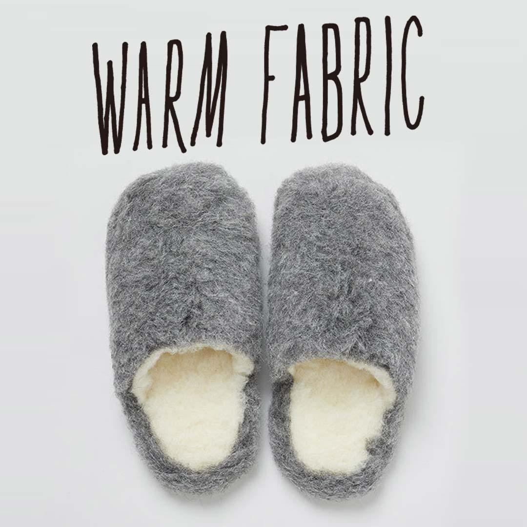 【ONLINE STORE】WARM FABRICS 10/23~