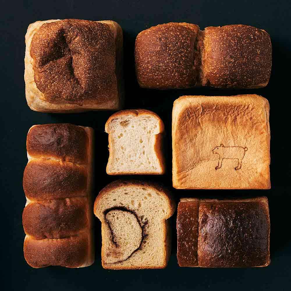 PAN MARKET各地からおいしいパンが届きます3/11~