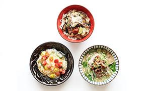 夏の麺 おすすめのレシピ