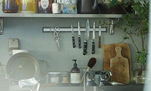 日々の台所