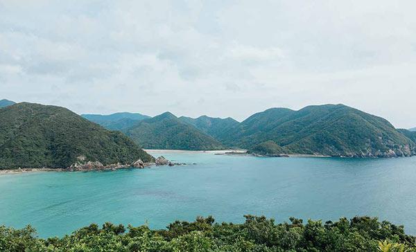 """""""うまい うどん""""と五島の島々を巡る旅"""