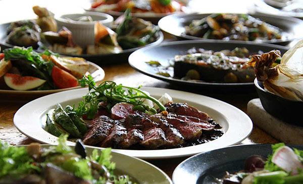世界の食卓から、旬の美味しい料理とパスタを集めました