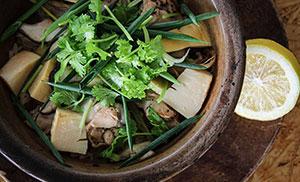 TODAY'S RECIPE ベトナム風炊き込みご飯