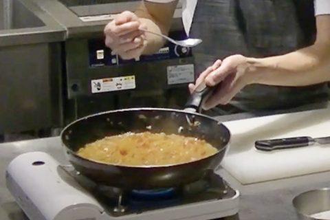 Vol.1  新玉ねぎのトマトソース