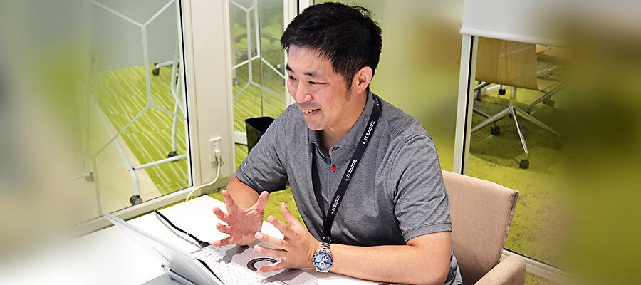 株式会社Jリーグデジタル プラットフォーム戦略部 デジタル戦略担当オフィサー 今井 貴之 氏
