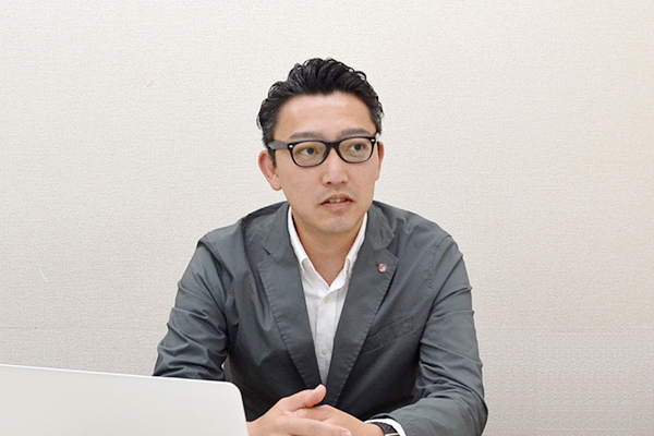 店舗開発部 部長 田渕さん