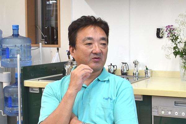 代表取締役 渡邉さん