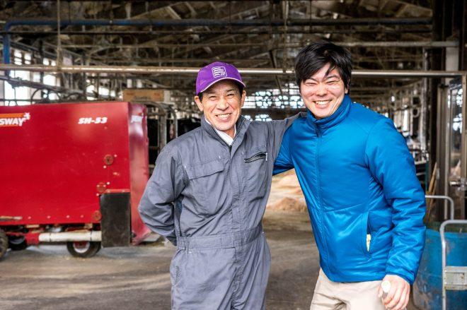 松本さんは68歳。後継ぎ(息子さん)はいるのだけど、まだ息子さんに嫁さんがいないので、酪農家に嫁ぐ方を募集しています。